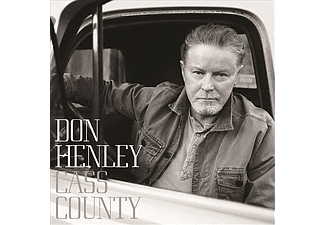 Don Henley Cass County - Super Deluxe Βινύλιο