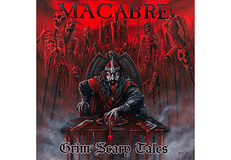Macabre - Grim Scary Tales - Limited Edition (CD)