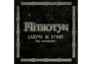 Mithotyn - Carved In Stone - The Discography (CD)