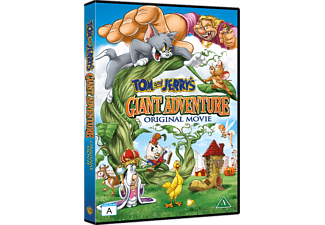 Tom and Jerry's Giant Adventure Barn DVD