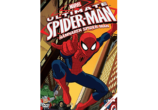Ultimate Spider-Man: Hämnaren Spider-Man Animation / Tecknat DVD