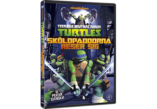 Teenage Mutant Ninja Turtles: Sköldpaddorna reser sig DVD
