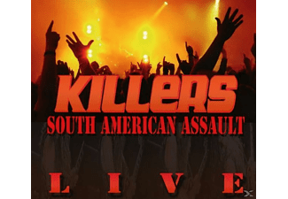 The Killers - South American Assault - (CD)