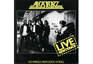 Alcatrazz - Live Sentence - (CD)