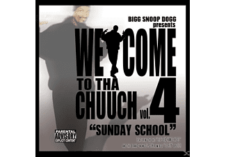 Snoop Dogg - Welcome 2 Tha Chuuch Vol.4 - (CD)