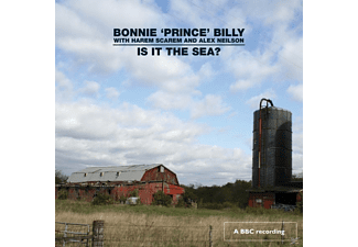 Bonnie Prince Billy, Bonnie 'prince' Billy With Harem Scarem - Is It The Sea? [CD]
