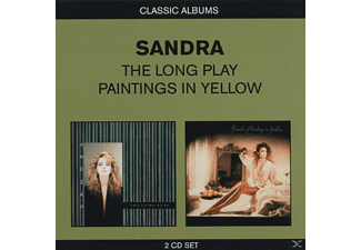 Sandra - Classic Albums- Long Play/ Paintings In Yellow [CD]