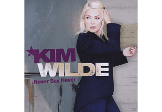 Kim Wilde - Never Say Never [CD]