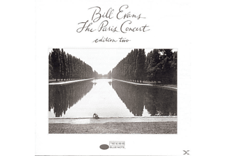 Bill Evans - The Paris Concert Edition 2 - (CD)