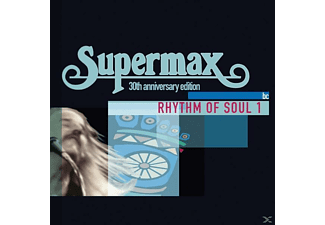 Supermax - Rhythm Of Soul 1 [CD]
