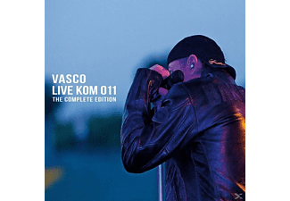 Vasco Rossi - Live Kom 011 The Complete Edition - (CD + DVD)