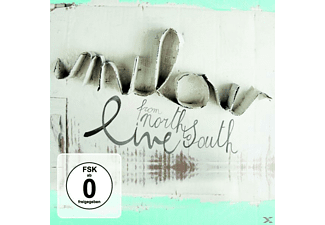 Milow - From North To South (Live) [CD + DVD Video]