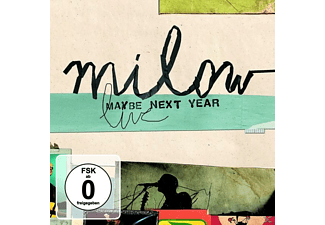 Milow - Milow Live - (CD + DVD Video)