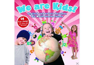 Kiddy's Corner, Kidz & Friendz - We Are Kids!-Sprachen Mit Musik Kennen Lernen [CD]