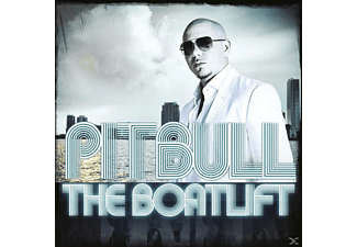 Pitbull - The Boatlift [CD]