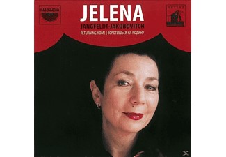 Jelena - Returning Home/Russian Songs - (CD)