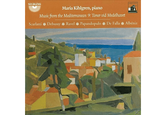Maria Kihlgren (klavier), Maria Kihlgren - Music From The Mediterranean - (CD)