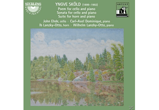 Carl John Ehde, Ehde/Dominique/Lanzky-Otto - Sköld Kammermusik - (CD)
