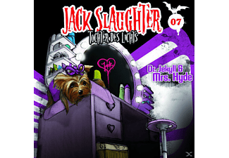Jack Slaughter - Jack Slaughter 07: Dr.Jekyll Und Mrs.Hyde - (CD)