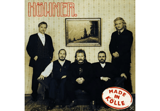 Höhner - Made In Koelle - (CD)