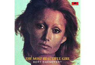 Bert Kaempfert - The Most Beautiful Girl (Re-Release) [CD]
