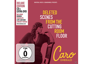 Caro Emerald - Deleted Scenes From The Cutting Room Floor(Deluxe) [CD + DVD Video]