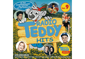 VARIOUS - Radio Teddy Hits Vol.9 - (CD)