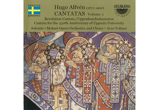 Malmö Opera Chorus and Orchestra - Alfven:Kantaten Vol.2 - (CD)