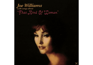 Joe Williams - That Kind Of Woman+Bonus Album - (CD)