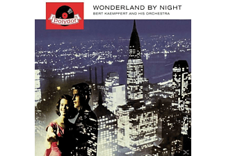 Bert Kaempfert - Wonderland By Night [CD]