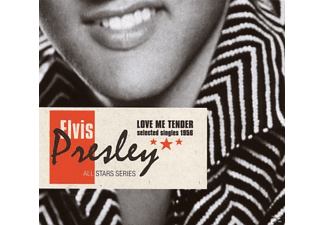 Elvis Presley - Love Me Tender [CD]