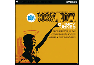 Quincy Jones - Big Band Bossa Nova (Ltd.Edition 180gr Vinyl) [Vinyl]