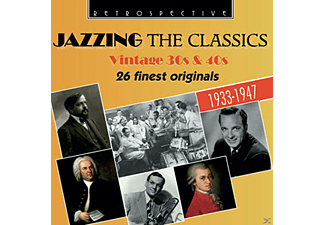 VARIOUS - Jazzing The Classics - (CD)