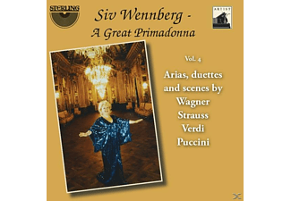 Siv Wennberg - A Great Primadonna Vol.4 [CD]