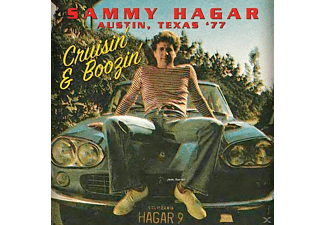 Sammy Hagar - Austin, Texas 77-Cruisin & Boozin - (CD)