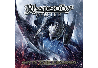 Rhapsody Of Fire -  Into The Legend Box Set [CD]