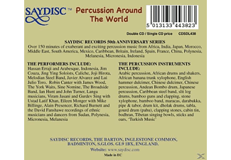 Various - Percussion Around The World - (CD)