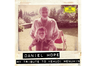 Daniel Hope - My Tribute To Yehudi Menuhin - (CD)