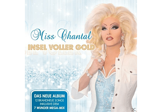 Miss Chantal - Insel Voller Gold - (CD)