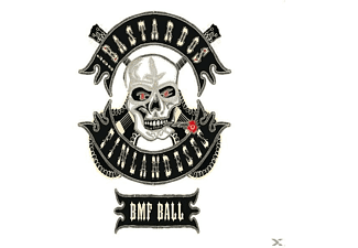 Los Bastardos Finlandeses - Bad Motherfucker's Ball [CD]