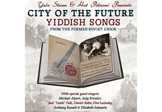 Yale & Hot Pstrami Strom - City Of The Future-Yiddish Songs - (CD)