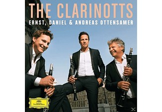 The Clarinotts - The Clarinotts [CD]