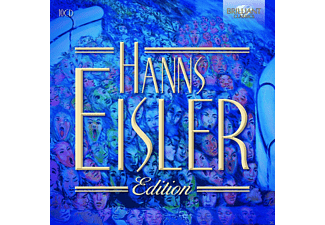 VARIOUS - Hans Eisler Edition - (CD)