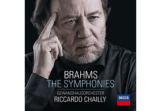 Riccardo Chailly - Brahms: The Symphonies [CD]