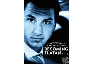 Becoming Zlatan | DVD