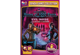 House Of 1000 Doors - Evil Inside (Collectors Edition) | PC