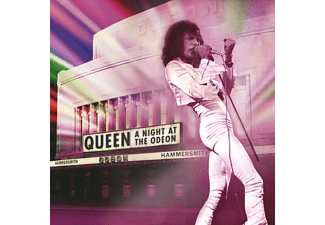 Queen A Night At The Odeon CD