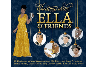 Various Christmas With Ella & Friends CD