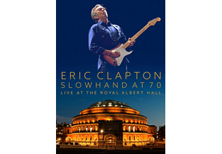 Eric Clapton Slowhand At 70-Live At The Royal Albert Hall DVD