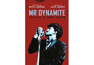 Mr. Dynamite: The Rise of James Brown Blu-ray